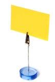 κάτοχος καρτών Στοκ εικόνες με δικαίωμα ελεύθερης χρήσης