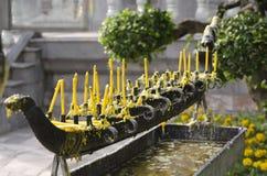 Κάτοχος κεριών Στοκ φωτογραφίες με δικαίωμα ελεύθερης χρήσης