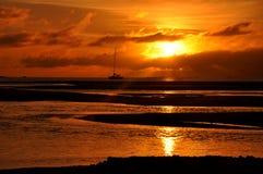 Κάτω από στο Abel Tasman Νέα Ζηλανδία Στοκ φωτογραφίες με δικαίωμα ελεύθερης χρήσης