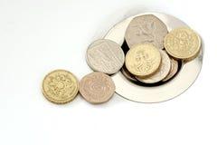 κάτω από τα χρήματα αγωγών Στοκ Φωτογραφία