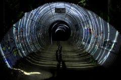 Κάτω από την τρύπα κουνελιών Στοκ φωτογραφία με δικαίωμα ελεύθερης χρήσης