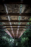 Κάτω από τη γέφυρα σε Sedona Στοκ Εικόνες