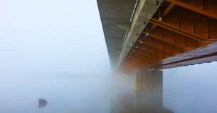 Κάτω από τη γέφυρα Στοκ εικόνες με δικαίωμα ελεύθερης χρήσης