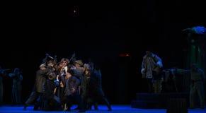 """Κάτω από τη """"Taking τίγρη Montain οπερών απειλή-Πεκίνο από Strategy† Στοκ εικόνες με δικαίωμα ελεύθερης χρήσης"""