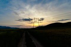 κάτω από τον ήλιο Στοκ Φωτογραφίες