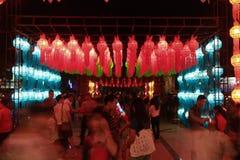 Κάτω από το φως φαναριών στοκ εικόνα με δικαίωμα ελεύθερης χρήσης