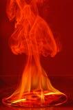 Κάψιμο του CD Στοκ φωτογραφίες με δικαίωμα ελεύθερης χρήσης
