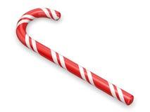 Κάλαμος καραμελών Χριστουγέννων Στοκ φωτογραφία με δικαίωμα ελεύθερης χρήσης