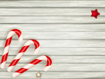 Κάλαμος καραμελών Χριστουγέννων 10 eps Στοκ φωτογραφία με δικαίωμα ελεύθερης χρήσης
