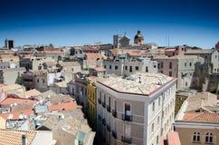 Κάλιαρι Ιταλία Σαρδηνία Στοκ Εικόνα