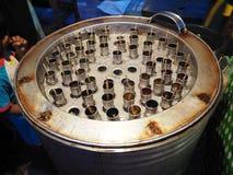 Κάδοι του παγωτού Στοκ φωτογραφία με δικαίωμα ελεύθερης χρήσης