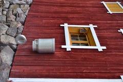 Κάδος γάλακτος Στοκ φωτογραφίες με δικαίωμα ελεύθερης χρήσης