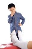 Κάλτσα κακής μυρωδιάς στοκ φωτογραφίες με δικαίωμα ελεύθερης χρήσης