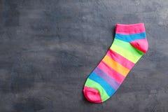 Κάλτσα στοκ φωτογραφία