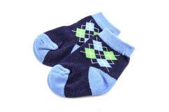 Κάλτσες μωρών Στοκ Εικόνα