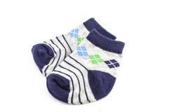 Κάλτσες μωρών Στοκ Φωτογραφίες