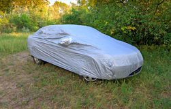 Κάλυψη αυτοκινήτων Στοκ Φωτογραφίες