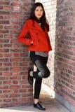 Κάλυψη-κορίτσι στοκ φωτογραφία με δικαίωμα ελεύθερης χρήσης