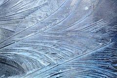 κάλυψη παγωμένη διανυσματικός χειμώνας προτύπων Στοκ φωτογραφία με δικαίωμα ελεύθερης χρήσης