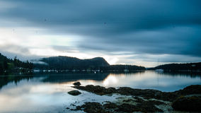 Κάλυψη στον ουρανό Στοκ φωτογραφία με δικαίωμα ελεύθερης χρήσης