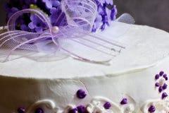 κέικ αγγλικά Στοκ Φωτογραφίες