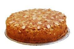 κέικ αμυγδάλων Στοκ φωτογραφία με δικαίωμα ελεύθερης χρήσης