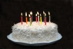 κέικ γενεθλίων στοκ εικόνες με δικαίωμα ελεύθερης χρήσης