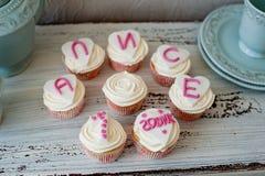 Κέικ για τη γιορτή γενεθλίων στοκ εικόνα με δικαίωμα ελεύθερης χρήσης