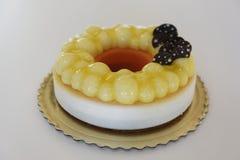 κέικ εύγευστο Στοκ Εικόνες