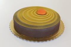 κέικ εύγευστο Στοκ Εικόνα