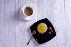 Κέικ ζελατίνας Στοκ φωτογραφίες με δικαίωμα ελεύθερης χρήσης