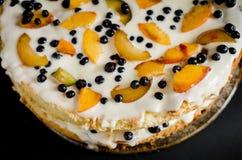 Κέικ θερινών μπισκότων Στοκ Φωτογραφία