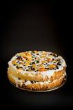 Κέικ θερινών μπισκότων Στοκ εικόνα με δικαίωμα ελεύθερης χρήσης