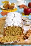 Κέικ λιβρών της Apple Στοκ Εικόνα