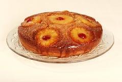 κέικ κάτω από την άνω πλευρά α&n Στοκ Φωτογραφία