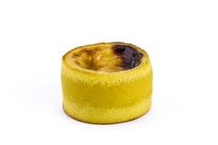 Κέικ κρέμας αυγών Στοκ φωτογραφίες με δικαίωμα ελεύθερης χρήσης