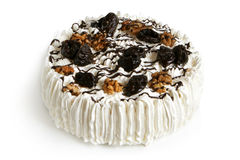 Κέικ κρέμας στοκ εικόνα