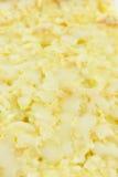 Κέικ με το γλυκό επίστρωμα Στοκ φωτογραφία με δικαίωμα ελεύθερης χρήσης