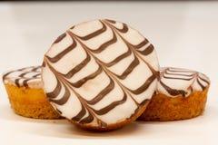 κέικ μικρά Στοκ εικόνες με δικαίωμα ελεύθερης χρήσης