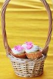 κέικ μικρά Στοκ φωτογραφία με δικαίωμα ελεύθερης χρήσης