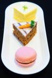 κέικ μικρό Στοκ εικόνες με δικαίωμα ελεύθερης χρήσης