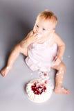 κέικ μωρών Στοκ εικόνες με δικαίωμα ελεύθερης χρήσης