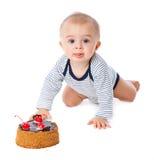κέικ μωρών Στοκ φωτογραφίες με δικαίωμα ελεύθερης χρήσης