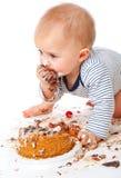 κέικ μωρών Στοκ εικόνα με δικαίωμα ελεύθερης χρήσης