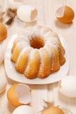 κέικ Πάσχα παραδοσιακό Στοκ Φωτογραφία