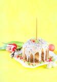 κέικ Πάσχα Στοκ εικόνα με δικαίωμα ελεύθερης χρήσης
