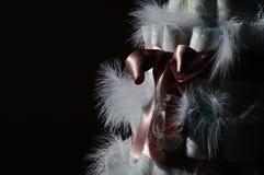 Κέικ πανών Στοκ φωτογραφίες με δικαίωμα ελεύθερης χρήσης