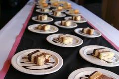 κέικ που αποκτάται Στοκ Φωτογραφίες