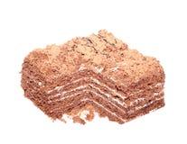 κέικ που απομονώνεται Στοκ εικόνα με δικαίωμα ελεύθερης χρήσης