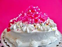 κέικ που διακοσμείται Στοκ Εικόνες